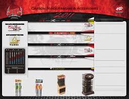 Carbon Force Arrows Accessories Pse Archery Carbon Force
