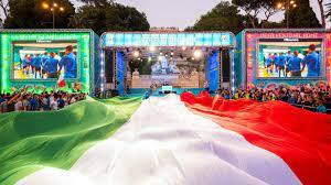 Dove vedere la finale degli europei a Roma: tutti i maxischermi