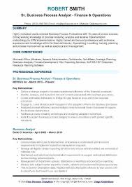 Microsoft Office Resume Templates Extraordinary Business Process Analyst Resume Samples Ms Office Cv Templates Free