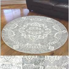 astonishing round rugs braided natural fiber jute rug 8 free oval furniture of america