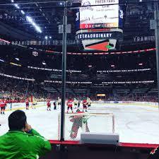 Senators Hockey Seating Chart Breakdown Of The Canadian Tire Centre Seating Chart Ottawa