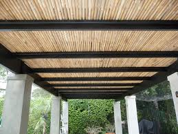 Patio Roof Ideas .