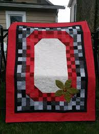 263 best Quilting: Ohio State University images on Pinterest ... & OSU BUCKEYES Ohio State QUILT Twin Quilt by applevalleyprimitive Adamdwight.com