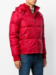 Gucci GG Jacquard Quilted Padded Jacket $2,100 - Buy AW17 Online ... & ... Gucci GG jacquard quilted padded jacket Adamdwight.com