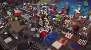 LEGO NINJAGO Movie Video Game - Destroy Ninjago City - Epilogue Bonus  Chapter - YouTube