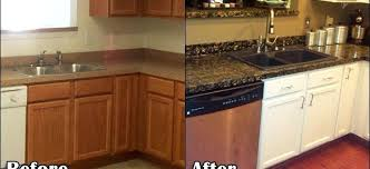 paint how to refinish formica countertops