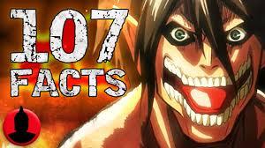 107 <b>Attack</b> On Titan <b>Anime</b> Facts YOU Should Know! - (107 <b>Anime</b> ...