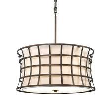 drum chandelier drum chandelier shades