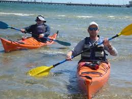 introduction to sea kayaking 1 day course st kilda