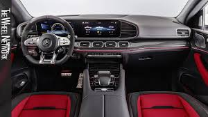 It does cost a little bit more and loses out on the cargo as compared to conventional suv, something which we are quite used to seeing these days. 2020 Mercedes Amg Gle 53 4matic Coupe Interior Youtube