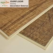 pvc wpc vinyl flooring vinyl flooring planks with interlocking system