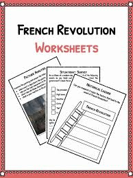 american revolution and french revolution venn diagram french revolution facts information worksheets lesson plans