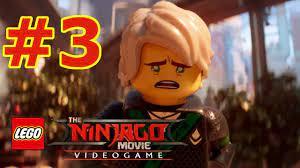 The LEGO Ninjago Movie Video Game - Walkthrough - Part 3: The Ninjas  Defeated - YouTube
