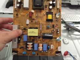 lg tv capacitor price. simply put your new power supply board in place of the old one! lg tv capacitor price