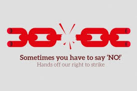 Image result for right to strike