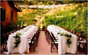 Rectangle Tables Wedding Reception Rectangular Tables Add Spice To Your Reception Decor The