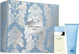 <b>Dolce&Gabbana Light Blue</b> - Набор (edt/25ml + b/cr/50ml): купить ...