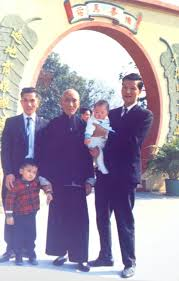 SWK Ip Man - Ip Ching and Ip Chun and Grandsons (Colour)   Arts martiaux,  Aïkido, Bruce lee