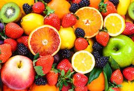 fresh fruit background. Simple Fresh And Fresh Fruit Background