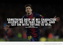 Messi Quotes Classy Top Lionel Messi Twitter Instagram Quotes Sayings