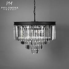 european concise style pendant lamp crystal chandelier from china