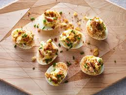 Lobster Roll Deviled Eggs Recipe ...