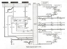 ford ranger bronco ii electrical diagrams at the ranger station radio typical 1 of 2