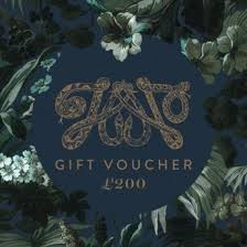 It can be redeemed in the onlineshop. Gift Voucher Products House Of Hackney