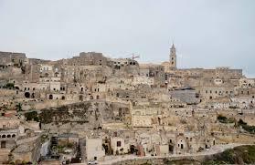 Matera La Cité Troglodyte En Basilicate Vacances Italie