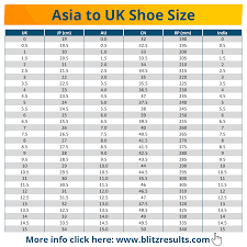 6m Shoe Size Chart Shoe Size Conversion Charts Uk To Us Eu To Uk Size