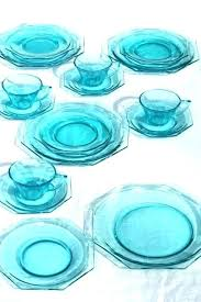clear glass dinner plate set glass dinnerware clear glass dinnerware sets made in usa libbey clear