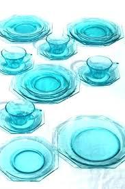 clear glass dinner plate set glass dinnerware clear glass dinnerware sets made in usa libbey clear