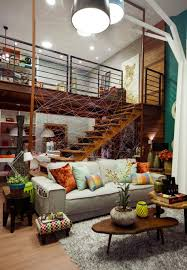 eclectic interior design by rafael simonazzi