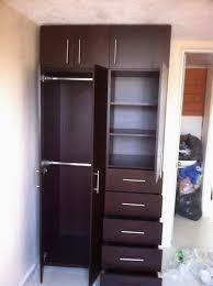 closet con estilo moderno para recamaras closet pequeño ideas recamara dormitorio