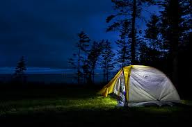 camping in the woods at night.  Woods How To Get A Good Nightu0027s Sleep While Camping And Camping In The Woods At Night U