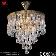 china modern design chandelier lighting with crystal drop wl 82182 china chandelier crystal chandelier