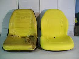 yellow seat john deere f1145 f910 f911 f912 f915 f925 f930 yellow seat john deere f1145f910f911f912f915f925f930f932f935 mowers bm 171482137905