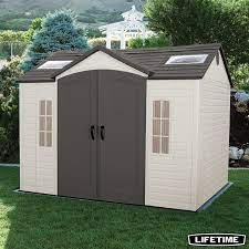 x 2 4m storage shed costco uk