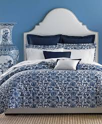 ralph lauren dorsey bedspread and pillow shams with coordinated solid bedding