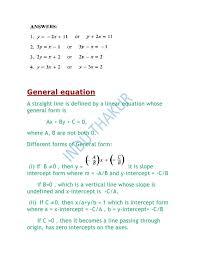 ax by c 0 math 8 mathematics building columbia