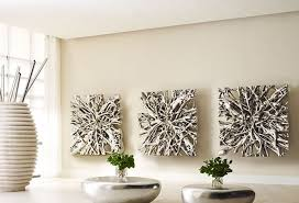 silver wall decor