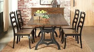 industrial dining room set vine table fresh on great with regard to chairs outstanding vint 5 piece modern industrial dining set room