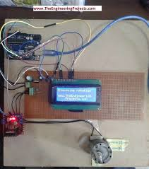 dc motor sd control using arduino control sd of the dc motor with arduino