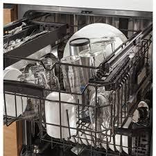Stainless Steel Dishwasher Panel Kit Pdt760ssjss Ge Profile