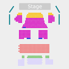 Gracie Theater Seating Chart Rita Rudner Tickets Sun Mar 29 2020 At 8 00 Pm Eventbrite