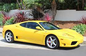 2000 Ferrari 360 Modena 6 Speed For Sale On Bat Auctions Sold For 59 000 On October 22 2018 Lot 13 382 Bring A Trailer