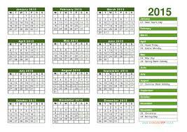 free year calendar 2015 calendar 2015 uk free yearly calendar templates for uk