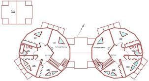 geodesic dome home plans elegant concrete dome home plans 50 best dome homes floor plans free