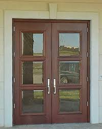 commercial front doorsDoors by Decora  Commercial Collection  DbyD6066