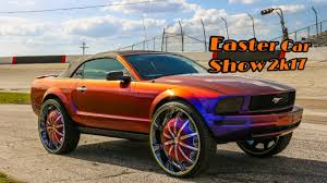 Easter Car Show In Hd Must See Lifted Trucks Big Rims